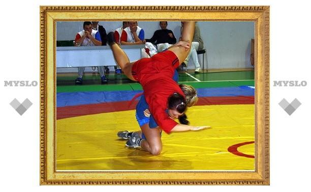 Тульская самбистка взяла бронзу на этапе Кубка мира