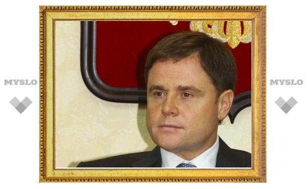Владимир Груздев считает «золотой парашют» Дудки незаконным