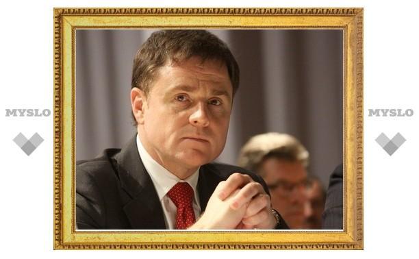 Тульский губернатор просит помощи у Президента России