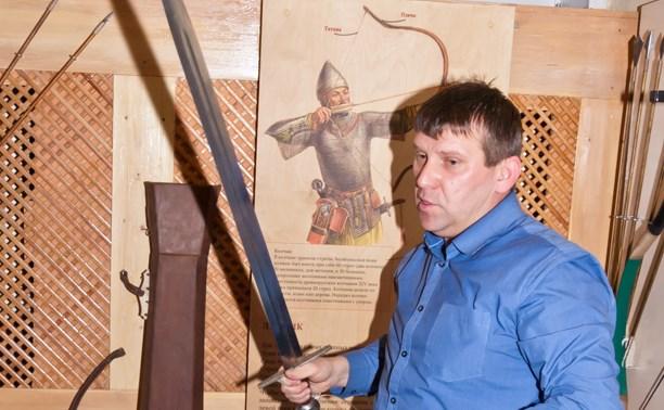 В Туле  открылась интерактивная экспозиция о Куликовской битве
