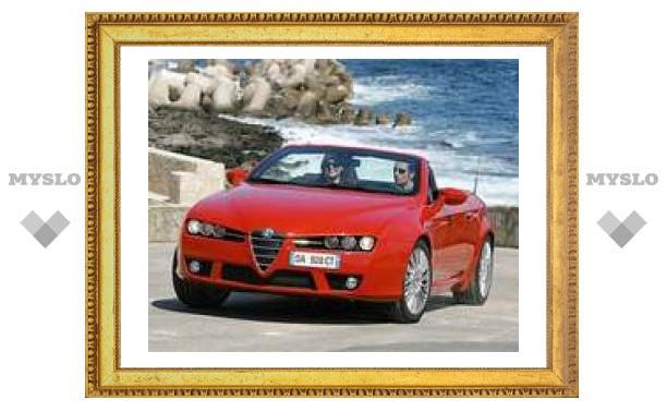 """Alfa Romeo заменит """"робота"""" на """"автомат"""""""