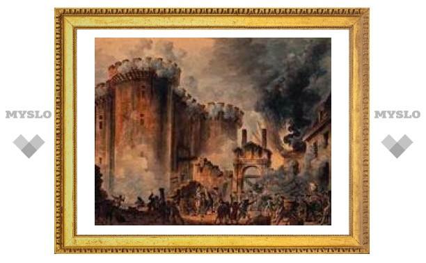 14 июля: День взятия Бастилии
