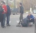 В Донском на пешеходном переходе «Газель» сбила ребенка