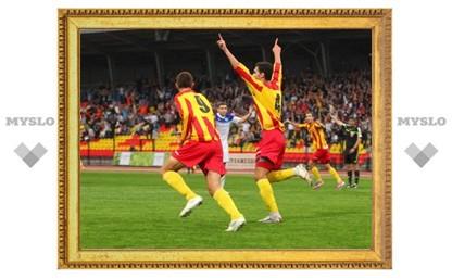 Тульский «Арсенал-2» сыграет дома последний в 2012 году матч