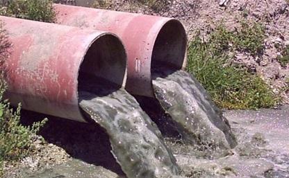 Тульское предприятие незаконно сливало в реку ядовитые отходы