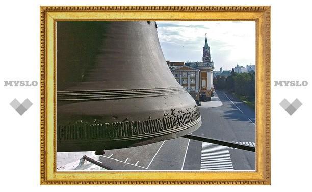 Главный звонарь Московского Кремля опасается за будущее колоколов на главных звонницах России