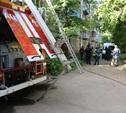 Пожар в Туле тушили 43 человека