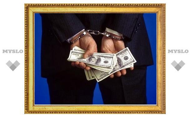 В Тульской области развернут борьбу с коррупцией