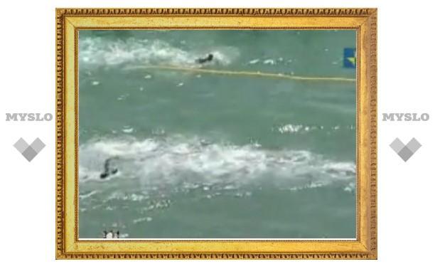 Призеру чемпионата мира по плаванию простили неправильный финиш