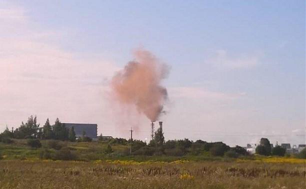 Туляки жалуются на выбросы в атмосферу рядом с «Тулачерметом»