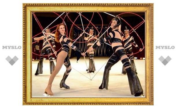«Цирк на льду» приедет в Новомосковск
