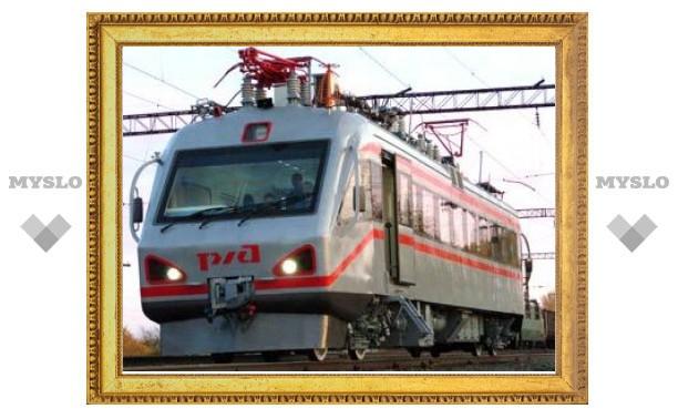 """РЖД запустят поезда-телохранители """"Сапсанов"""""""