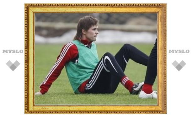 «Локомотив» не хочет ехать в Тулу