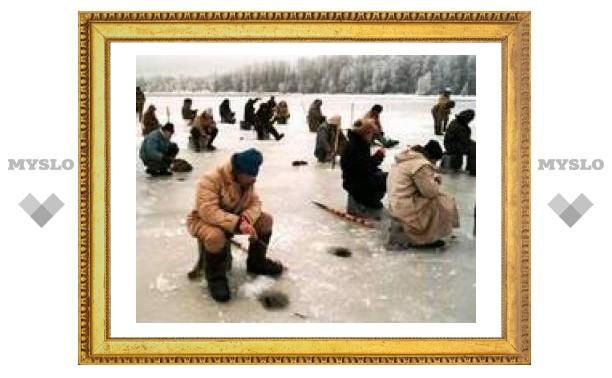 14-го ноября тульские реки должны замерзнуть