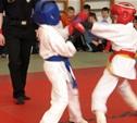 Юные мастера рукопашного боя посоревновались в Новомосковске