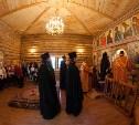 В Тульской области открылся храм Блаженной Матроны Московской