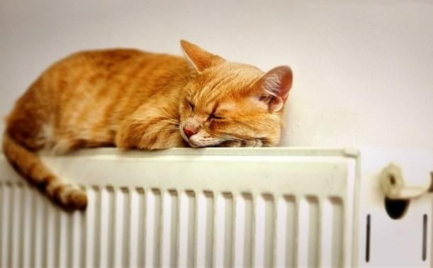 На каких улицах Тулы дали отопление?