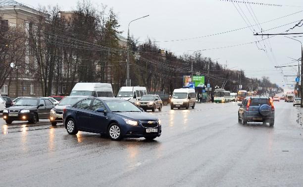 С проспекта Ленина запретят левый поворот на улицы Циолковского и Шевченко