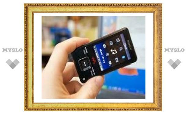 Sony выпустит конкурента iPod Touch
