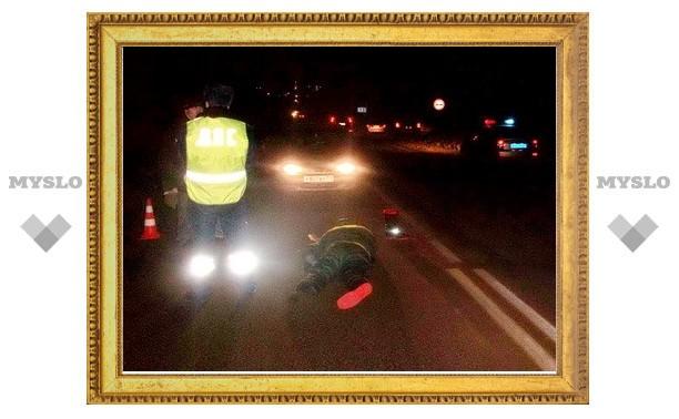 Под Тулой скончался упавший с квадроцикла мужчина