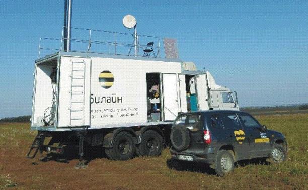«Билайн» в Тульской области обеспечил всех участников празднования годовщины Куликовской битвы мобильным интернетом