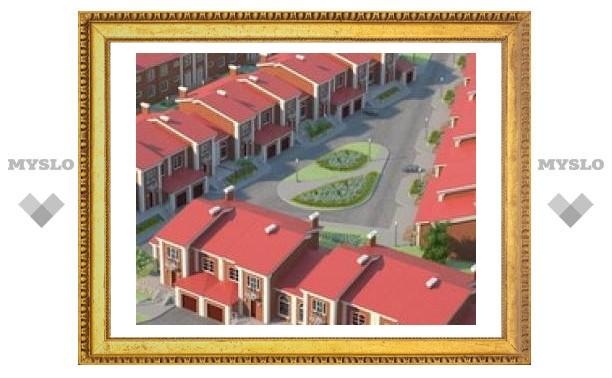 В Заречье вместо стадиона построят коттеджный поселок?