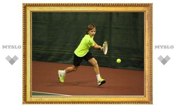 В Туле стартовало весеннее первенство области по теннису