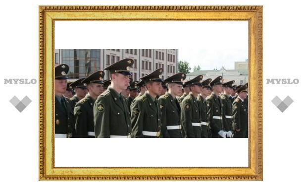 Тула подготовила 327 офицеров