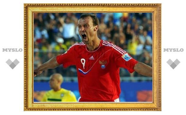 Экс-канонир Егор Шайков – лучший футболист планеты