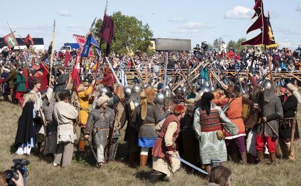В Тульской области празднуется 636-ая годовщина Куликовской битвы
