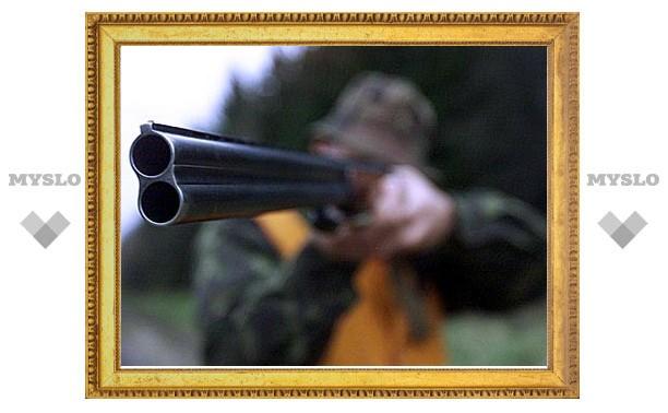 Туляк с двустволкой устроил охоту на соседа