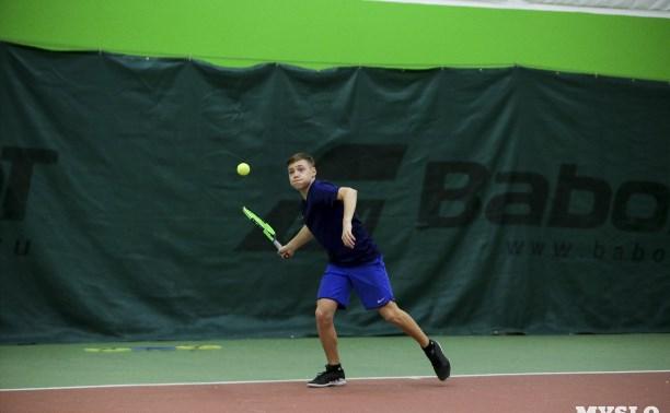 Samovar Cup-2019: В Туле определили сильнейших теннисистов среди юниоров