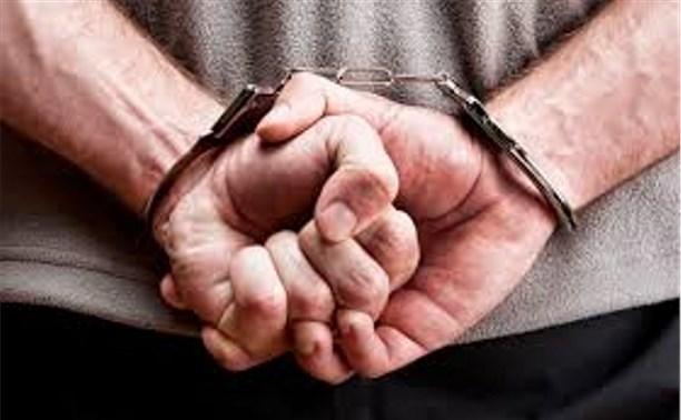 В Новомосковске полицейские задержали мужчину, находившегося в федеральном розыске