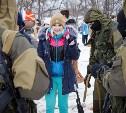 День защитника Отечества на Куликовом поле отметили марш-броском