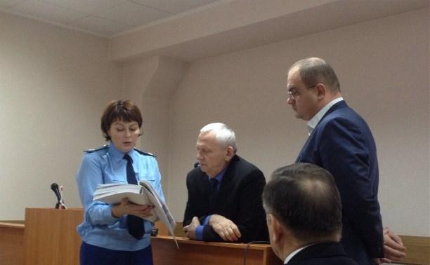 Адвокаты Прокопука и Жильцова требуют исключить из материалов дела результаты почерковедческой экспертизы