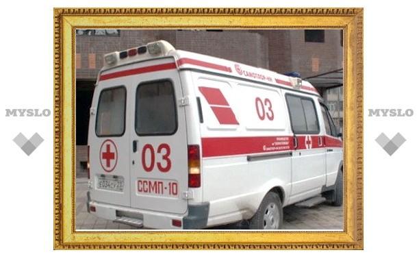 Пациент выпрыгнул из окна больницы