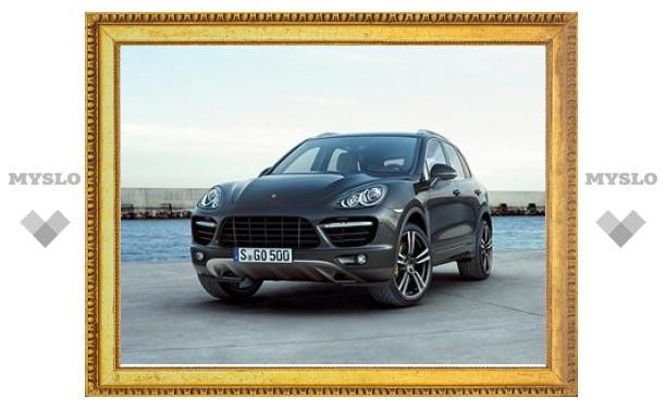 В Москве задержаны воры на Porsche Cayenne