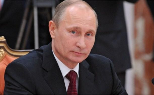 Владимир Путин наградил тульских учителей