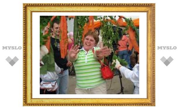 Фестиваль Крапивы под Тулой