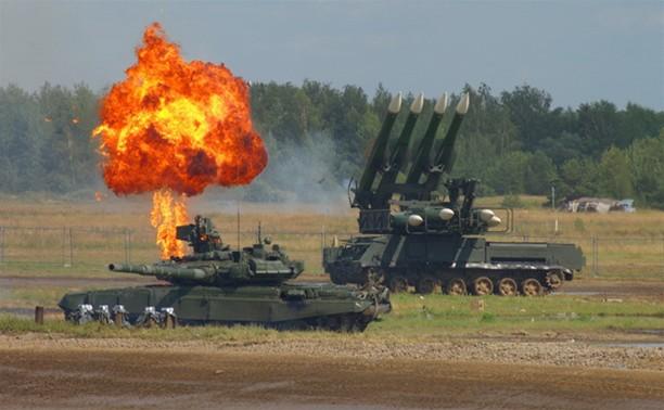На создание современного вооружения выделено почти 5 млрд рублей