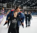 Двукратный олимпийский чемпион Артур Дмитриев дал в Туле мастер-класс юным фигуристам