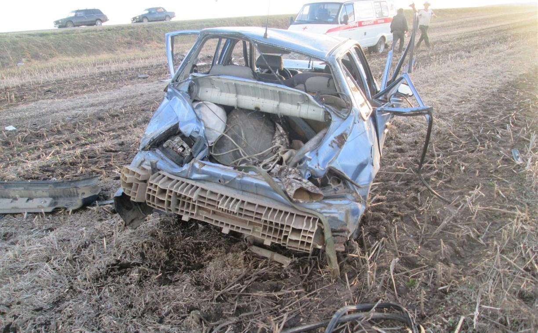 Серьезное ДТП в Тульской области: один человек погиб, четверо пострадали