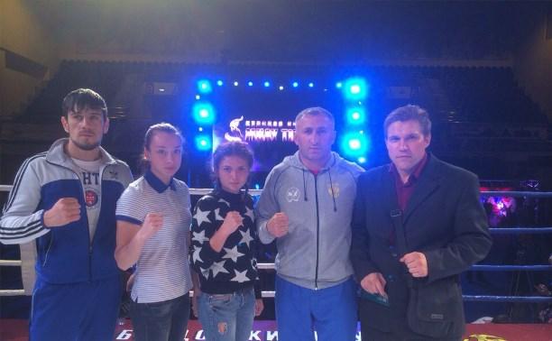 Туляки впервые выступили на международном турнире по тайскому боксу
