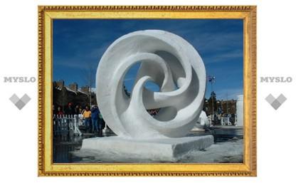 Туляков приглашают на мастер-класс по созданию снежных скульптур
