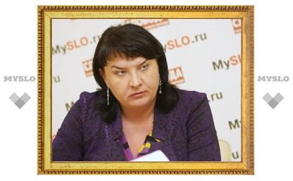 Тульские депутаты потребовали с Алисы Толкачевой отчет