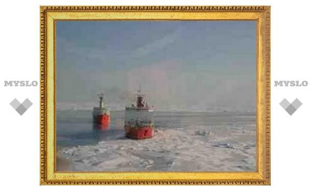 В Арктике нашли треть мировых запасов газа
