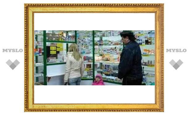 В Туле завышали цены на лекарства