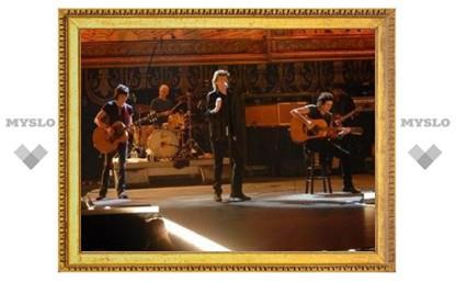 The Rolling Stones отказались уходить на пенсию