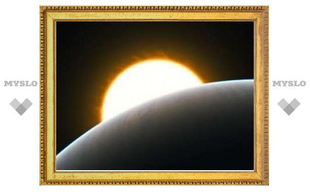 На экзопланете впервые обнаружили штормовые ветра