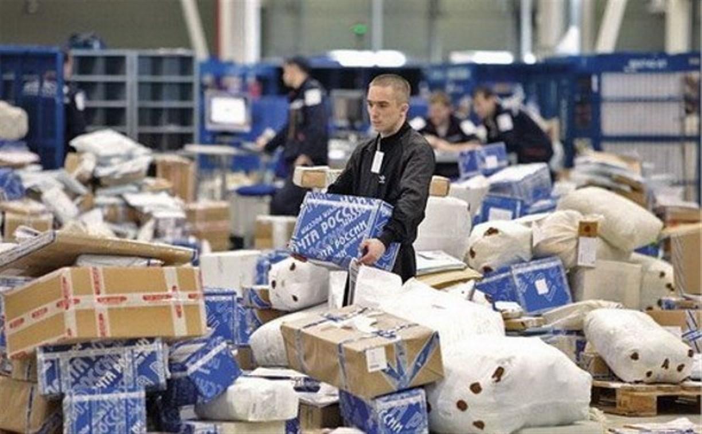 Почта России начала доставлять посылки на дом